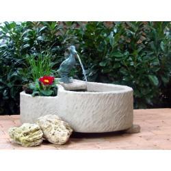 Wasserspiel ROMA Werksandstein beige